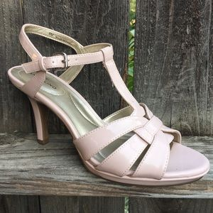 Bandolino women's high heels shoes Sz 8